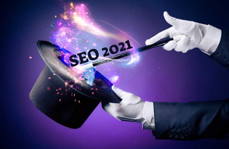 טכניקות seo 2021